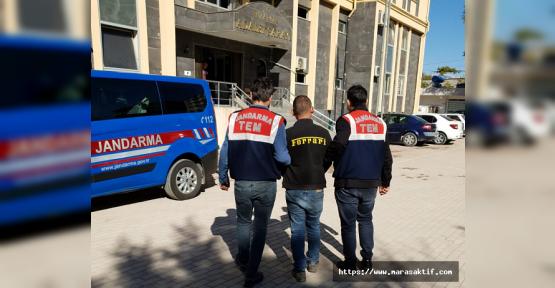 Narlı'da Bir Tutuklama