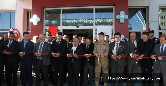 Suşehri Devlet Hastanesi Hizmete Açıldı