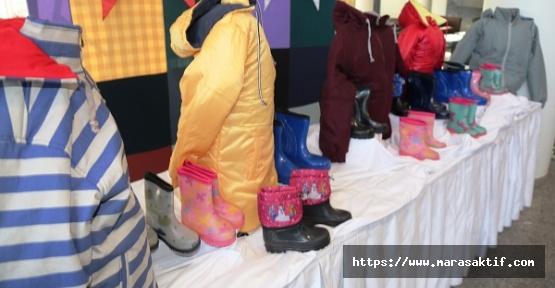 TOBB ve KMTSO Öğrencilere Yardım Etti