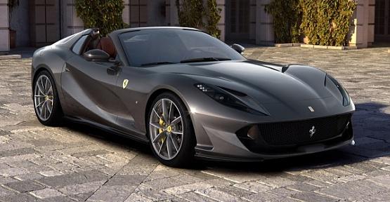 Üstü Açılabilen Ferrari GTS
