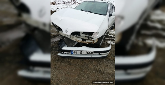 3 Araç Kaza Yaptı 7 Yaralı