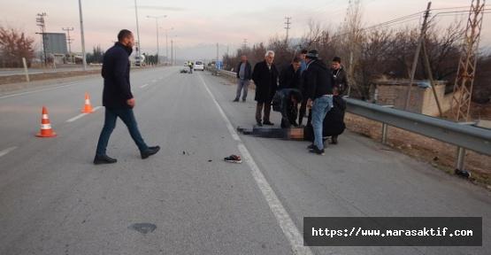 Bariyere Çarpan Sürücü Öldü