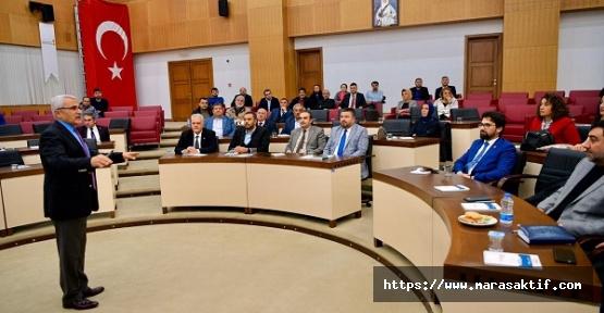 Belediye Kanunu ve Yönetmelik Anlatıldı
