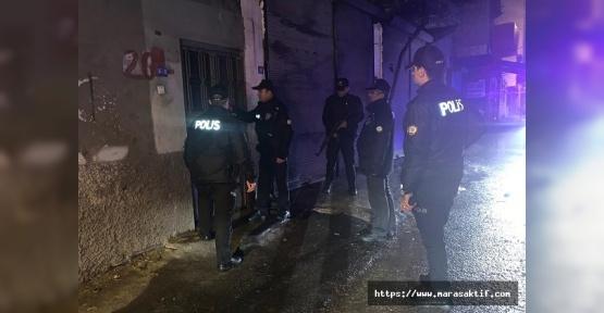 Kahramanmaraş'ta 38 Kişi Yakalandı
