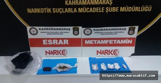 Kahramanmaraş'ta 4 Kişi Tutuklandı