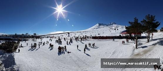 Kayak Sezonu Hazırlıkları Yapılıyor