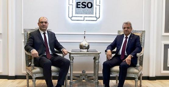 KMTSO ve ESO İşbirliği Protokolü İmzaladı