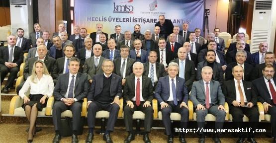 KMTSO ve ETO İşbirliği İçin Buluştu