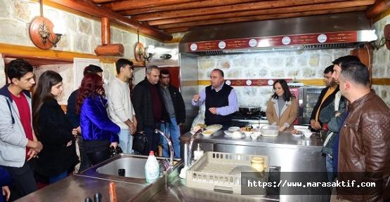 Mutfak Müzesinin Konuğu Gastronomi Öğrencileri
