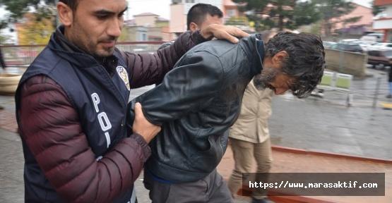 Sayaç Hırsızı Tutuklandı