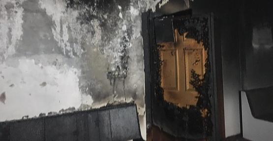 Taziye Evi Yandı