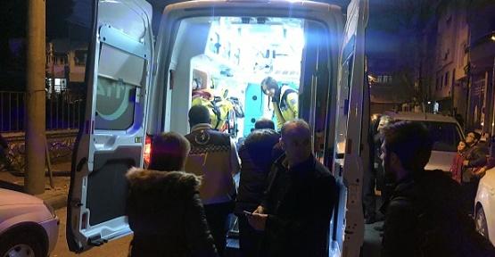 Araç Çarpan Çocuk Yaralandı