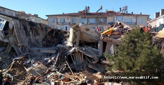 Deprem Sonrası Elazığ'da Son Durum