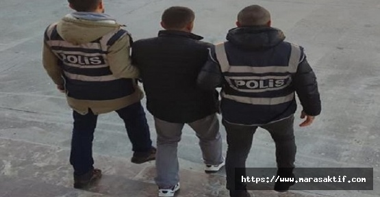 Evleri Soyan Zanlı Tutuklandı