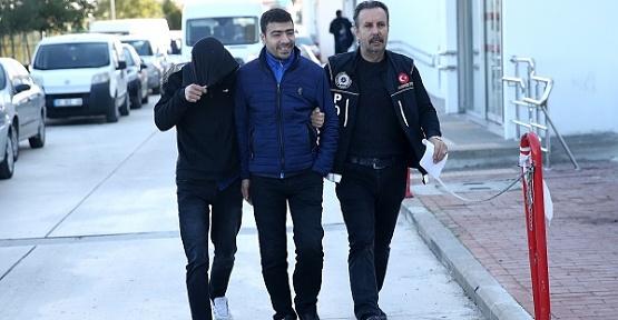 Gözaltındaki Şüpheli Tutuklandı