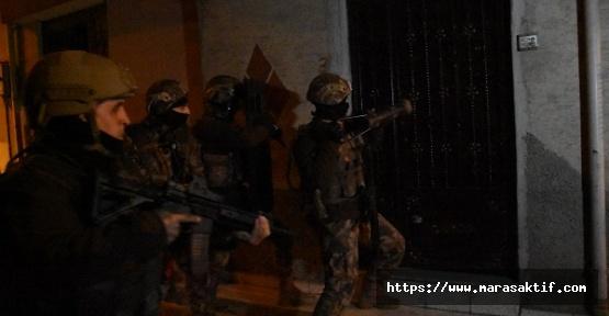 Kaçak Hükümlülere Operasyon