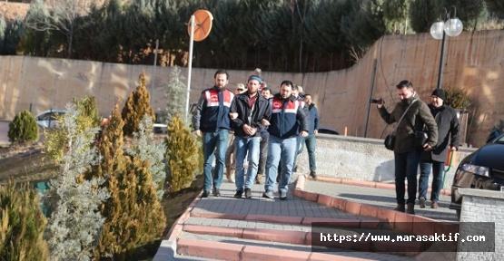 Kahramanmaraş'ta DEAŞ'lı 2 Kişi Yakalandı
