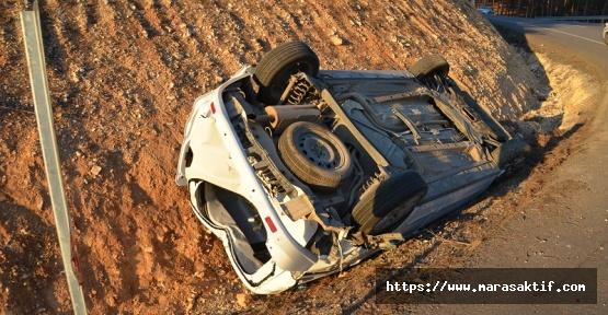 Kahramanmaraş'ta Kaza 26 Yaralı