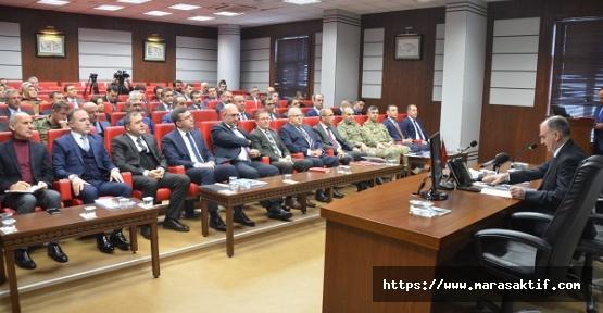 Kahramanmaraş'ta Uyuşturucu Toplantısı