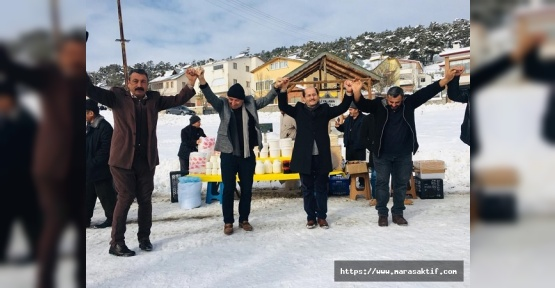 Kış Festivali Yapıldı