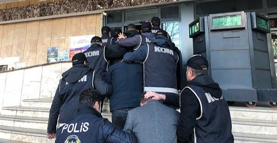 Organize Örgütte 11 Tutuklama