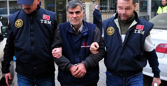 PKK Ajanı Tutuklandı