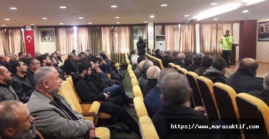 Servisçilere Eğitim Verildi