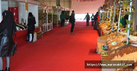 Yöresel Ürünler ve El Sanatları Fuarı Açıldı