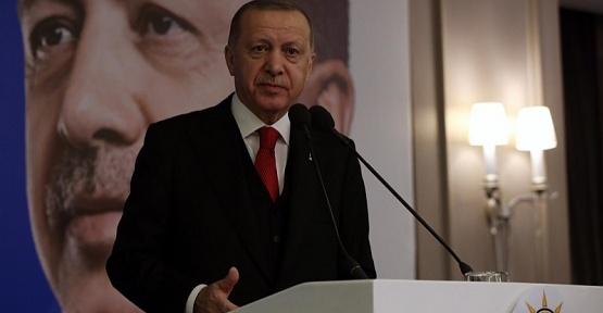 Cumhurbaşkanı İl Teşkilatı Buluşmasına Katıldı
