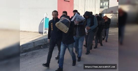 Dolandırıcılık Şebekesinden 3 Kişi Tutuklandı