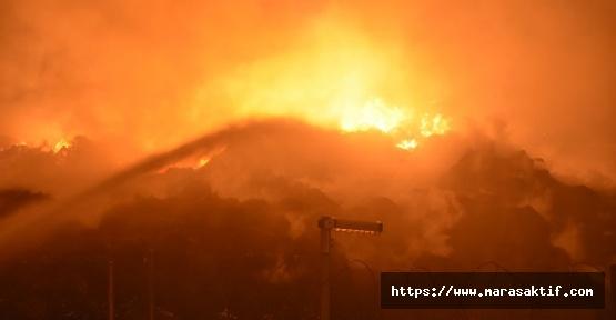 Fabrikadaki Yangın 3 Gündür Sürüyor