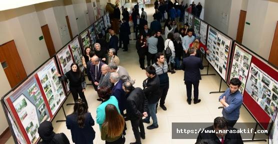 KSÜ Öğrencileri Peyzaj Projelerini Sergiledi