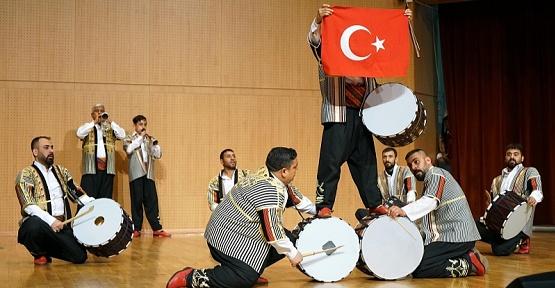 Maraşlı Şairler Türkü Gecesinde