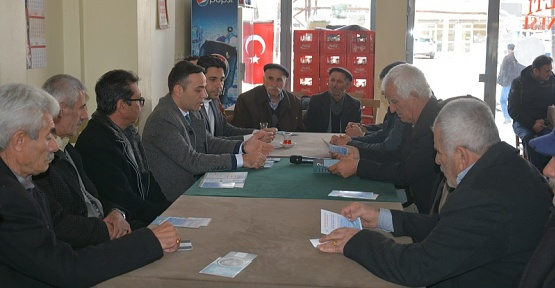 Nurhak'ta 2020 Mücadele Yılı İlan Edildi