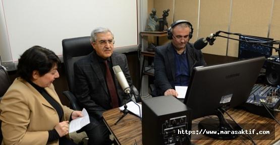 Radyo KSÜ Yayında