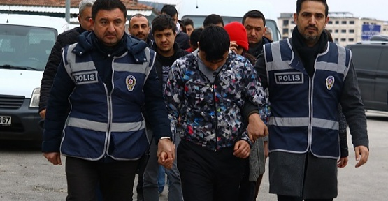 Sahte Hesap Cinayetinde 9 Kişi Tutuklandı