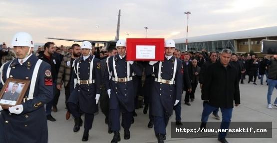 Şehit Onbaşının Cenazesi Memleketinde