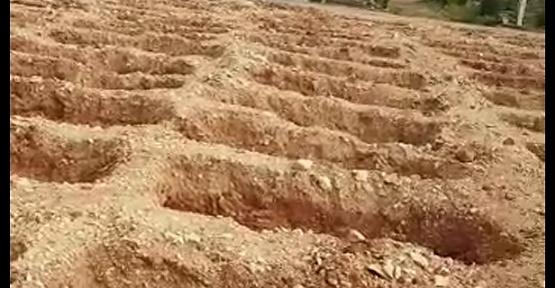 Toplu Mezar mı Hazırlanıyor?