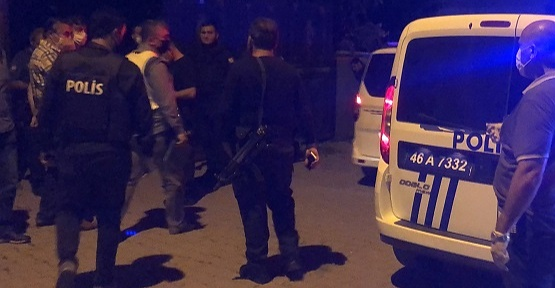 Ailelerin Kavgasında 1 Kişi Tutuklandı
