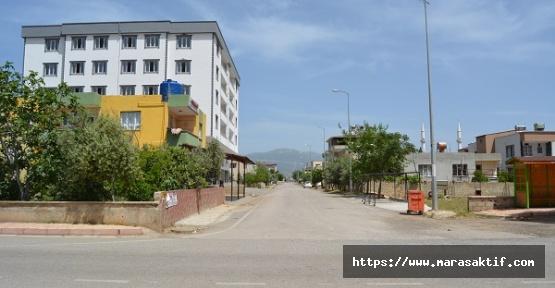 Cadde ve Sokaklar Bomboş