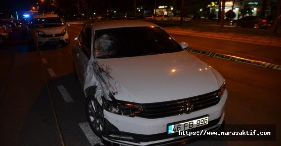 Otomobil Çarpan Kadın Öldü