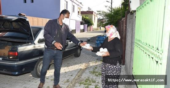 Yaşlılar İçin İftarlık Hazırlanıyor