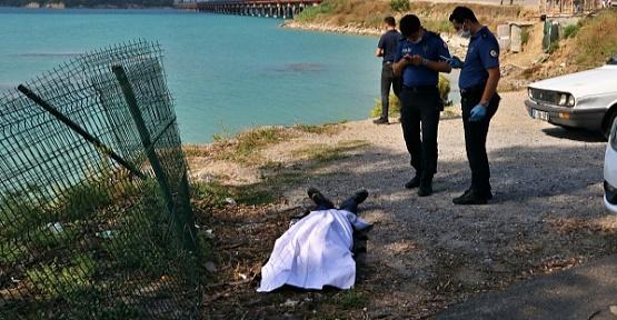 Baraja Atlayan Kişinin Cesedi Bulundu