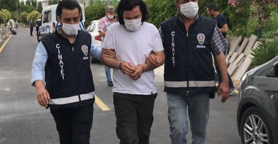 Bıçak ve Tüfekle Yaraladı Tutuklandı