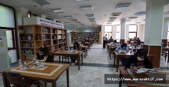 Halk Kütüphaneleri Normalleşme Sürecinde Açıldı