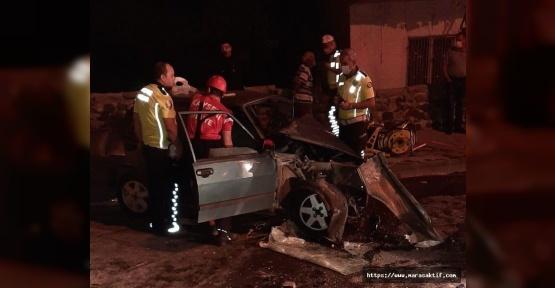 Kazada 2 Ölü 2 Yaralı