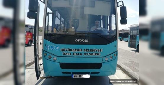 Toplu Taşımaya 1 Milyon TL'lik Destek