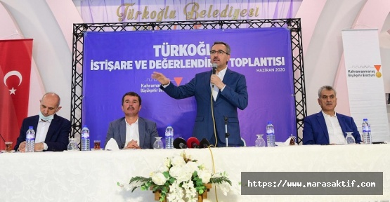 Türkoğlu'na 60 Milyonluk Yatırım