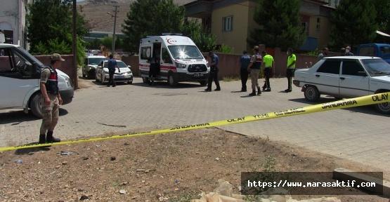 Akrabaların Silahlı Bıçaklı Kavgası 1 Ölü 5 Yaralı