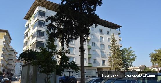 Apartman Karantinaya Alındı